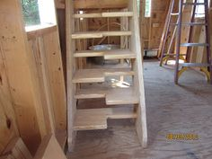 61 Best Tiny House Ladders And Stair Solutions Images In
