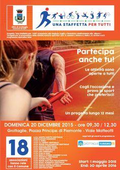 "Sport e diverimento, torna a Grottaglie ""Una Staffetta per tutti"" - http://www.grottaglieinrete.it/it/sport-e-diverimento-torna-a-grottaglie-una-staffetta-per-tutti/ -   associazioni, sportive, una staffetta per tutti - #Associazioni, #Sportive, #UnaStaffettaPerTutti"