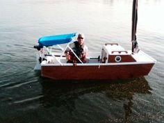 pdracer with bimini top