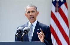 """Obama dice que acuerdo con Irán es """"bueno"""" y cumple """"objetivos fundamentales"""""""