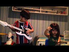 TITO (Guitarra) & Malu (Bateria) - JAM LIVE - Salvador-Bahia-Brasil - HD