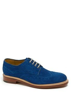 Oliver Sweeney 'Haskerton' Suede Wingtip available at #Nordstrom