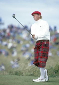 Payne Stewart - one of the most stylish golfers ever. Description from…
