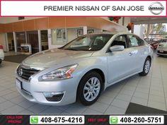 2015 Nissan Altima 2.5 S Call for Price  miles 408-675-4216 Transmission: Automatic  #Nissan #Altima #used #cars #PremierNissanofSanJose #SanJose #CA #tapcars