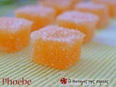Ζελεδάκια λεμονιού ή πορτοκαλιού #sintagespareas