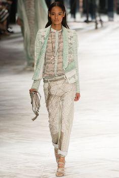 Roberto Cavalli - Spring/Summer 2014 Milan Fashion Week