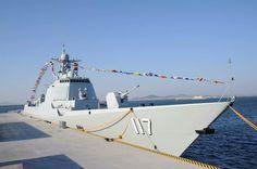 Noticia Final: China comissiona terceiro navio em 2017 desta vez ...
