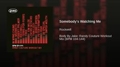 Somebody's Watching Me - YouTube