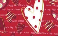 Valentine's Day Garden Flags
