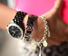Lovely Pepa Marc by Marc by Marc Jacobs bracelets