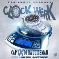 "New Music: Cap 1 Ft. OJ Da Juiceman & SR | Thot #Getmybuzzup- http://getmybuzzup.com/wp-content/uploads/2014/03/cap-1-oj-da-juiceman-clock-werk.jpg- http://getmybuzzup.com/new-music-cap-1-ft-oj-da-juiceman-sr-thot-getmybuzzup/- Cap 1 Ft. OJ Da Juiceman & SR | Thot Cap 1 drops a new track produced by Young Chop featuring OJ Da Juiceman & SR titled ""Thot."" Enjoy this audio stream below after the jump. Follow me: Getmybuzzup on Twitter 