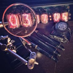Finally fixed my Nixie clock with some soldering #nixie