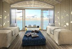 maldivas spa!
