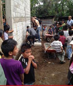 Justin Bieber -- Building School in Guatemala