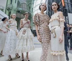 Chanel | Haute Couture | Spring 2016