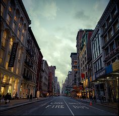 Soho, NY. This is just a few blocks from my place:) love it!