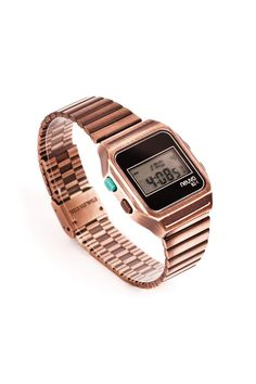 on a bronze / rose gold kick...