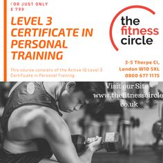 Level 3 Certificate in Personal Training: Qualify as a Personal Trainer with The Fitness Circle and enjoy the most up-to-date training, flexible delivery and the benefit of 20 years experience. Gym Group, Personal Training Courses, Cardiovascular Training, Becoming A Personal Trainer, Certificate Courses, Endocrine System, Blended Learning, Marketing Techniques, Career Opportunities