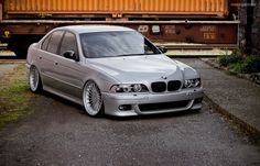 BMW E39 & 20'' Alpina Softlines