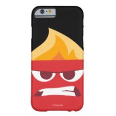 Anger Barely There iPhone 6 Case | Disney Pixar Inside Out Movie