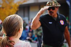2013 Veterans Day Parade - Photo taken by @Natalie Lumbo