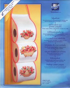 Portarotoli vasche fiorite 1