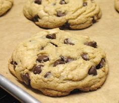 Jo and Sue: Number 2 on Jo's Chocolate Chip Cookie List