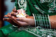Gujarati Wedding at Oshwal Centre, Potters Bar