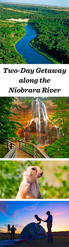 One of the nation's great canoe journeys passes through the rolling hills of Nebraska's cowboy country near Valentine: http://www.midwestliving.com/travel/nebraska/valentine/two-day-getaway-along-the-niobrara-river/ #nebraska #canoeing #niobrara