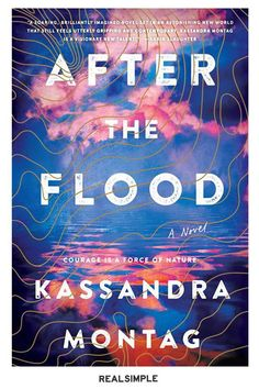 These Are the Best Books of 2019 | A century in the future, the earth has flooded. As some people settle colonies and others take to the sea, Myra and her daughter survive on their fishing boat. When Myra tipped to the location of her other daughter, they embark on a dangerous journey. It's an intense, gripping debut about motherhood and grief. #realsimple #bookrecomendations #thingstodo #bookstoread