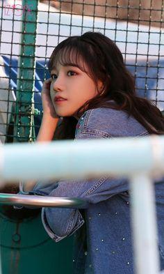 DAZED 5월호 촬영 비하인드  #JoYuri Kpop Girl Groups, Kpop Girls, Yuri, Yun Yun, Secret Song, Nct, Cute Hamsters, Japanese Girl Group, Famous Girls