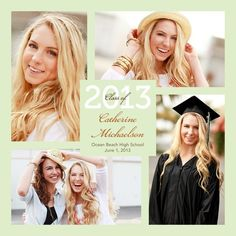 Graduation Announcement idea