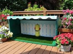 diy porch potty for dogs - Yahoo Image Search Results Indoor Dog Potty, Porch Potty, Dog Playground, Dog House Plans, Dog Area, Diy Porch, Training Your Dog, Potty Training, Training Tips