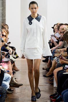 J. W. Anderson (Spring-Summer 2015) R-T-W Collection at London Fashion Week  #AlexandraElizabeth #AninevanVelzen #AnnaGrostina #AnnelyBouma #BinxWalton #EmelyMontero #GeorgiaHilmer #HarlethKuusik #HedvigPalm #HelenaSeverin #J.W.Anderson #London #MaartjeVerhoef #MadisonLeyes #MaeMeiLapres #MajaSalamon #MalaikaFirth #MargottBialik #MartaPlaczek #MinaCvetkovic #MortaKontrimaite #PhillipaHemphrey #ValeryKaufman #WaleskaGorczevski #YuliaMusieichuk #YumiLambert #ZoeHuxford