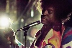 Andre 3000 Prepped for Jimi Hendrix Role