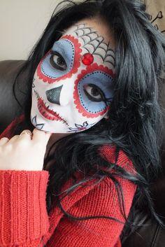 Halloween Painted Body Art | Halloween Face Painting