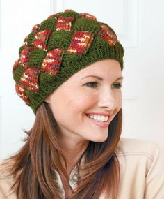 I Can't Believe I'm Entrelac Knitting eBook - Leisure Arts