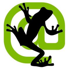 The Screaming Frog logo    If you work in the search world, you should check out their SEO Spider - it's ace for helping evaluate sites