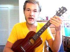 Ukulele Lesson: Fingerpicking Blues Pattern #2 - YouTube
