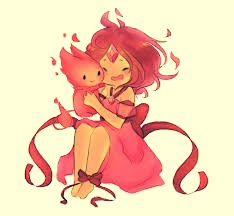 Princesa de Fogo, a mais fofa de todas!!!