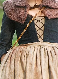 """outlanderbrasil: """" Outlander Costumes Character : Claire Elizabeth Beauchamp Randall Fraser Costumed by Terry Dresbach """""""