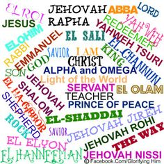 Names of God - Chapter 10 - A Confident Heart