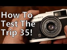 How To Test An Olympus Trip 35 Film Camera For Faults, Buyers Guide - YouTube