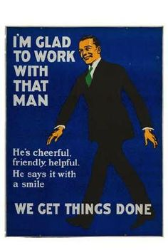 Vintage Motivational Posters From the 20s and 30s | Canada ...