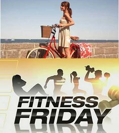 #FitnessFriday: Bike Riding this Summer is the perfect secret workout #fitness