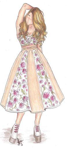 Season Fashion | Spring by VianaDrawings