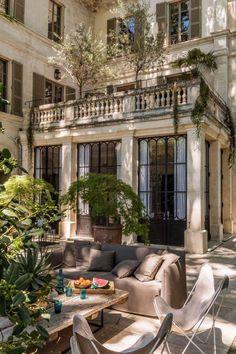 Dream Home Design, My Dream Home, Home Interior Design, Interior Architecture, Exterior Design, French Architecture, Dream Life, Aesthetic Rooms, Retro Aesthetic