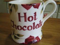 Personalised Christmas Rose 0.5 Pint Mug Discontinued