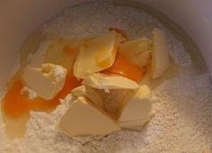 Rakúske orechovo-linecké trojuholníčky (fotorecept) - obrázok 1