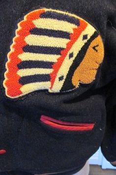 e9a79e5a5fc chenille chief. BubDouglas · Letterman patches
